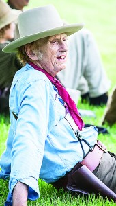 """Re-enactors rest during a previous """"Battle of Brooks' Farm."""" The Stoney Crek site will again come alive with the sights and sounds of the Civil War on July 26 and 27."""