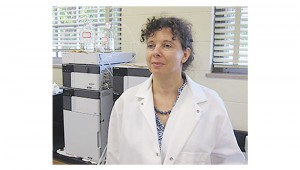 Dr. Marina Roginskaya, assistant professor of physical chemistry at East Tennessee State University, has received a $9,750 grant from the university's Research Development Committee to study DNA.