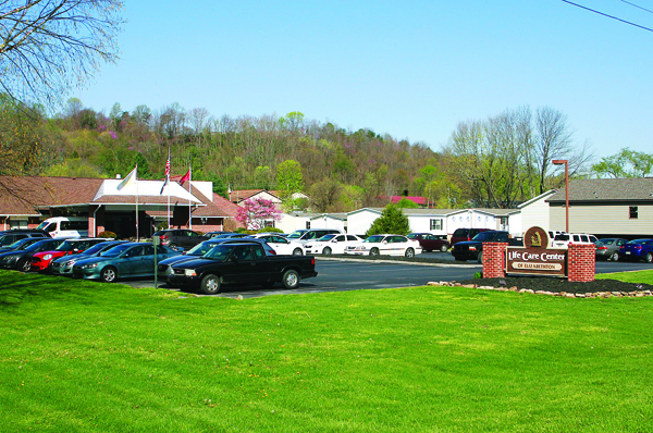 Star Photo/Abby Morris-Frye  Life Care Center of Elizabethton recently received a 5-Star rating from the Centers for Medicare and Medicaid Services.