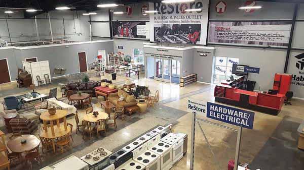 Habitat Restore To Open New Tri Cities Location On Feb 17 Www Elizabethton Com Www Elizabethton Com